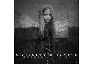 Mourning Beloveth - A Murderous Circus,Luxus Edition [CD + Bonus-CD]