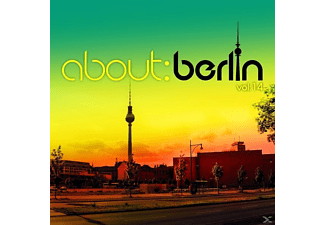 VARIOUS - About: Berlin Vol: 14 [CD]