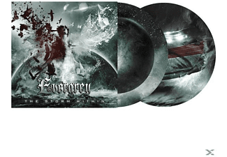 Evergrey - The Storm Within (GTF Double Picture Vinyl) [Vinyl]
