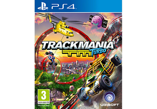 ARAL Trackmania Turbo PlayStation 4 Oyun