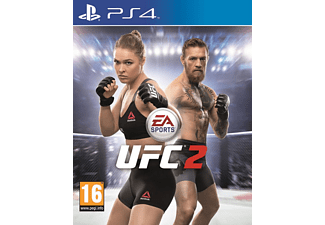 ARAL EA Sports UFC 2 PS4