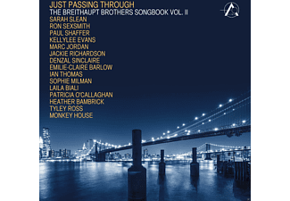 The Breithaupt Brothers - Just Passing Through: Breithaupt Brothers Songbook II - (CD)
