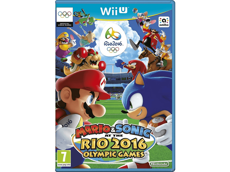 Mario and Sonic at the Rio 2016 Olympic Games Nintendo Wii U gaming   offline nintendo wiiu παιχνίδια wii u gaming games wii u games   deacti