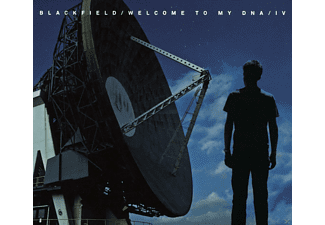 Blackfield - Welcome To My Dna - (CD)