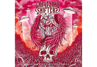 Graveyard Shifters - Brainwashed by Moonshine - (CD)
