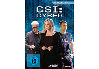 CSI: Cyber - Staffel 2 - (DVD)