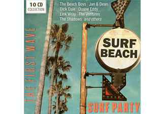The Beach Boys, VARIOUS - Surf Party - (CD)