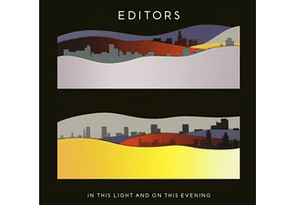 Editors -  In This Light and on This Evening [CD]
