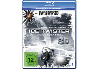 Ice Twister - (3D Blu-ray)