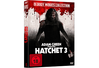 Hatchet 3 - (DVD)