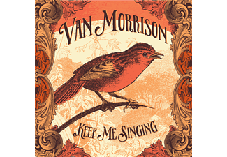 Van Morrison - Keep Me Singing [CD]