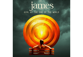 Girl at the End of the World CD