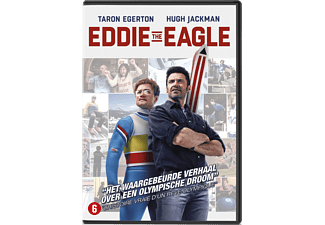 Eddie The Eagle | DVD