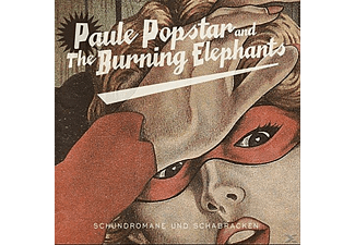 Paule Popstar And The Burning Elephant - Schundromane Und Schabracken - (CD)