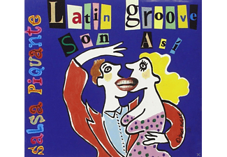 Latin Groove - Son Asi - (CD)