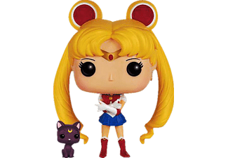 Sailor Moon Pop! Vinyl Figur Sailor Moon & Luna