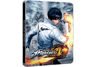King of Fighters XIV Steelbook Edition PS4 PS4