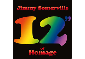 Jimmy Somerville - Homage (Extended Versions) Vinyl - (Vinyl)