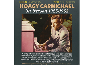 Hoagy Carmichael - Carmichael-In Person 1925-55 - (CD)