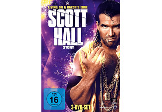 The Scott Hall Story - Living On A Razor's Edge [DVD]