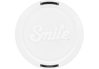 SMILE MOONLIGHT 52 mm Objektivdeckel   , Weiß