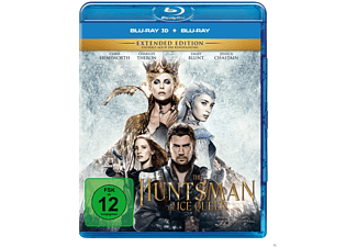The Huntsman & The Ice Queen - (3D Blu-ray (+2D))
