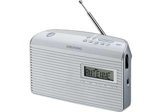 GRUNDIG GRUNDIG Digital Bordsradio Music 65 - Silver