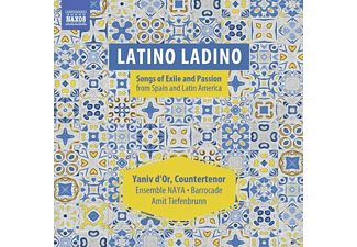 D'Or,Yaniv/Tiefenbrunn,Amit/Ensemble Naya - Latino Ladino - (CD)