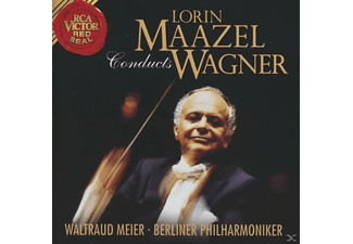 Lorin Maazel - Maazel Conducts Wagner - (CD)