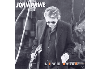 John Prine - LIVE ON TOUR - (CD)