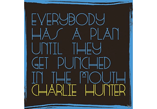 Hunter Charlie - Everybody Has A Plan Until They Get Punched... [CD]