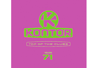 VARIOUS - Kontor Top Of The Clubs Vol.71 [CD]