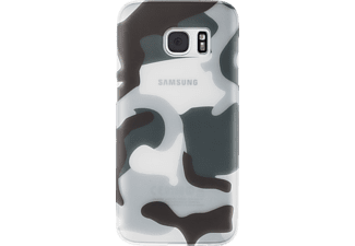ARTWIZZ Camouflage Clip, Backcover, Samsung, Galaxy S7, Kunststoff, Camouflage