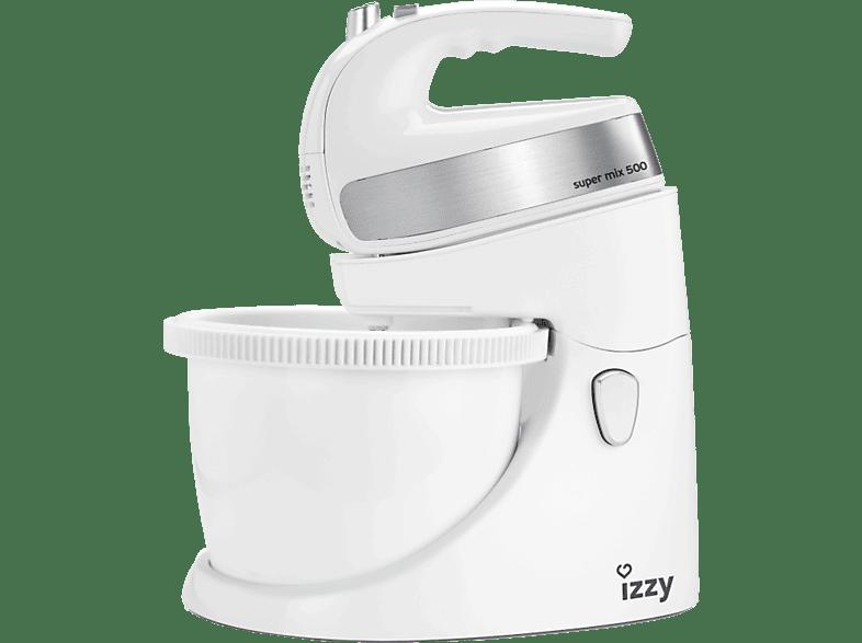 IZZY Μίξερ με βάση Super Mix 500 W είδη σπιτιού   μικροσυσκευές συσκευές κουζίνας μίξερ μικροσυσκευές   φροντίδα συ