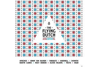 Various - The Flying Dutch 2016 | CD