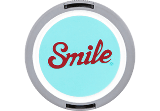 SMILE MOD 55 mm Objektivdeckel   , Blau