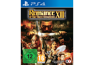 Romance of the Three Kingdoms - PlayStation 4