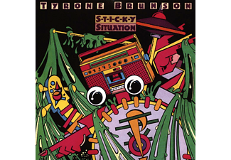 Tyrone Brunson - Sticky Situation - (CD)
