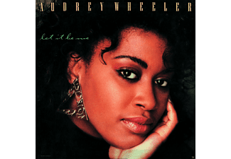 Audrey Wheeler - LET IT BE ME - (CD)