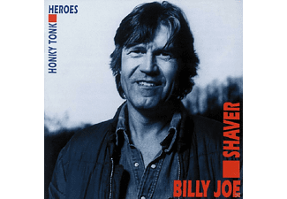 Billy Joe Shaver - Honky Tonk Heroes [CD]