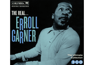 Erroll Garner - The Real...Erroll Garner [CD]