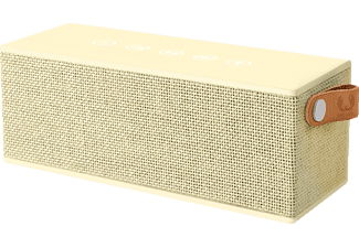 FRESH N REBEL Rockbox Brick Fabriq Edition Bluetooth Lautsprecher Gelb