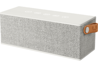 FRESH N REBEL Rockbox Brick Fabriq Edition Grau Bluetooth-Lautsprecher