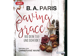 Saving Grace. Bis dein Tod uns scheidet - 1 MP3-CD - Krimi/Thriller