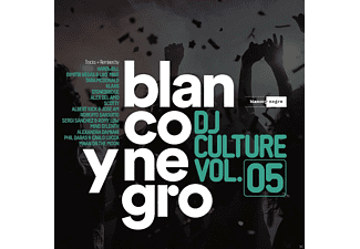 VARIOUS - Blanco Y Negro Dj Culture, Vol.5 - (CD)