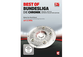 Best Of Bundesliga - Die Chronik 1963-2016 [DVD]