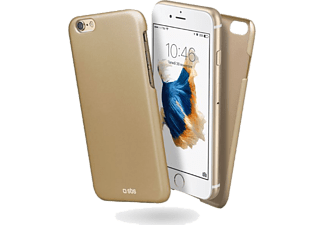 SBS MOBILE SBS MOBILE Slim Gold Collection iPhone 6/6S Case - Guld