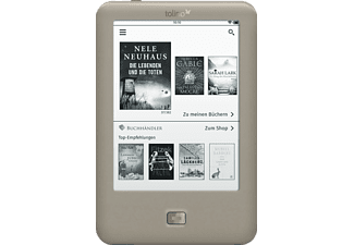 TOLINO Page 6 Zoll 4 GB  Ebook-Reader