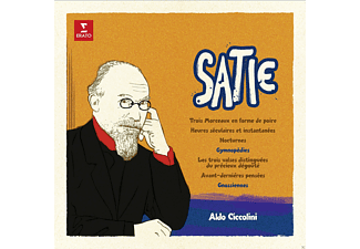 Ciccolini Aldo - Satie:Gymnopedies - (Vinyl)