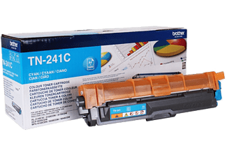 BROTHER TN-241 Toner - Cyan